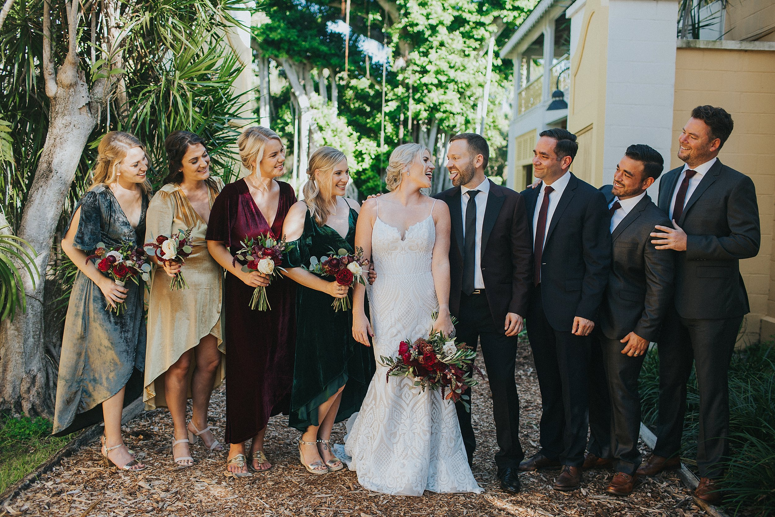 bonnet house wedding