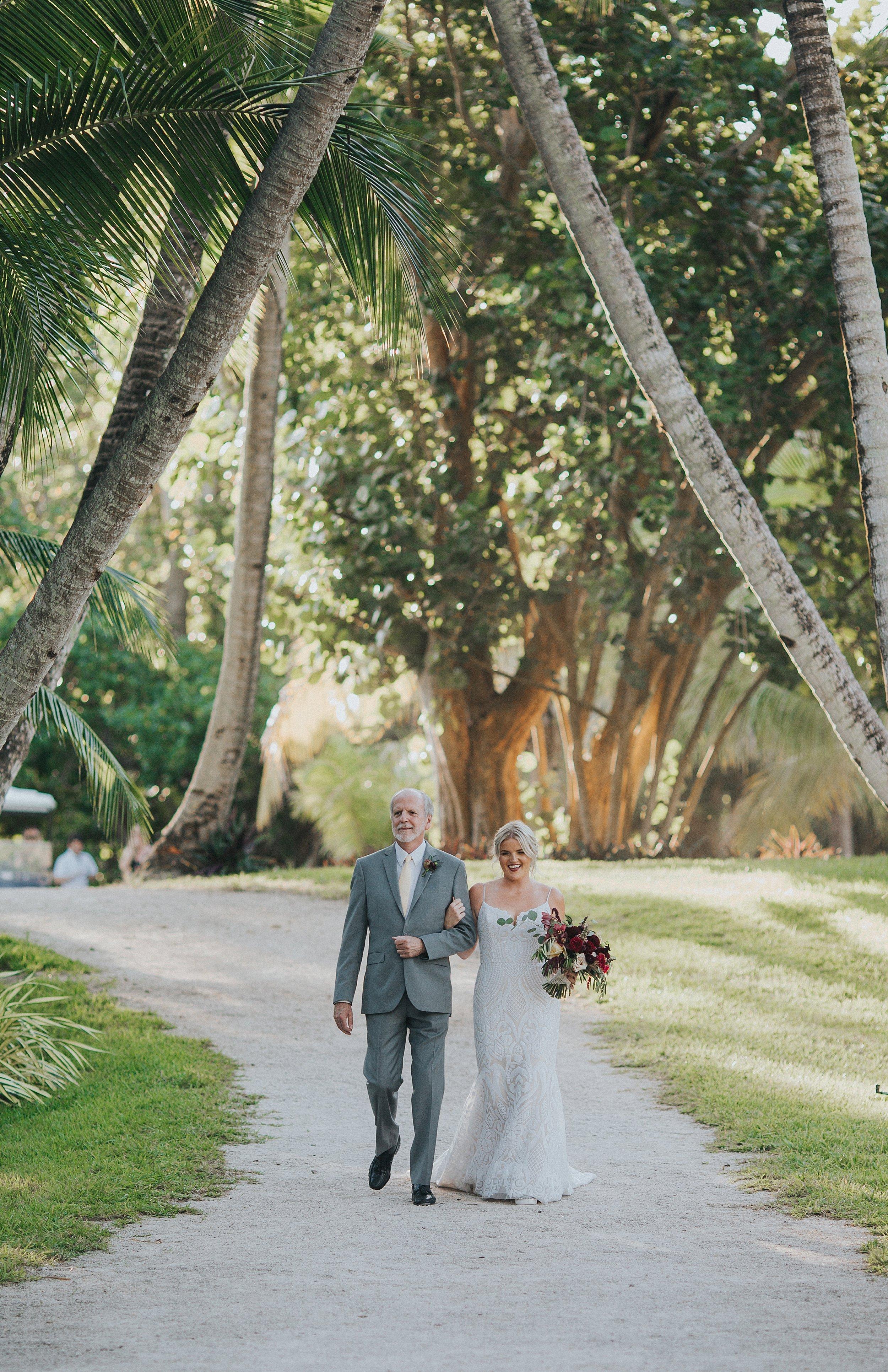 Bonnet house wedding florida