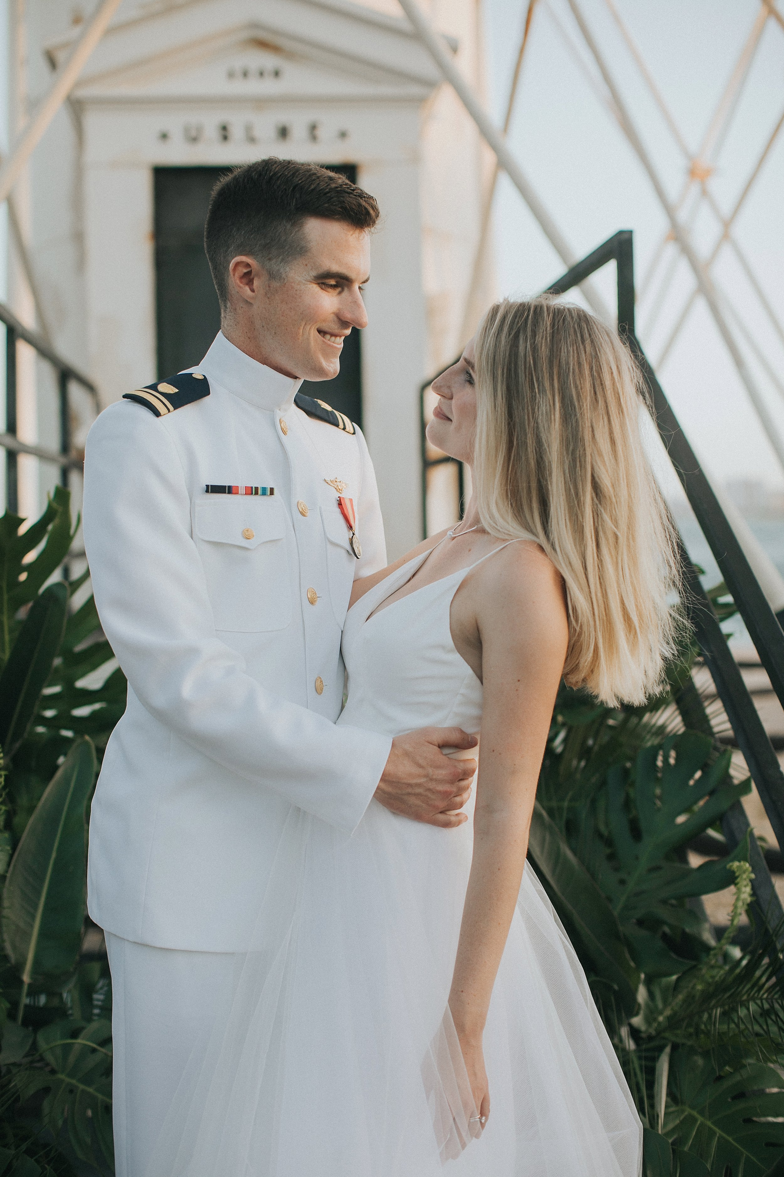 south florida lighthouse wedding