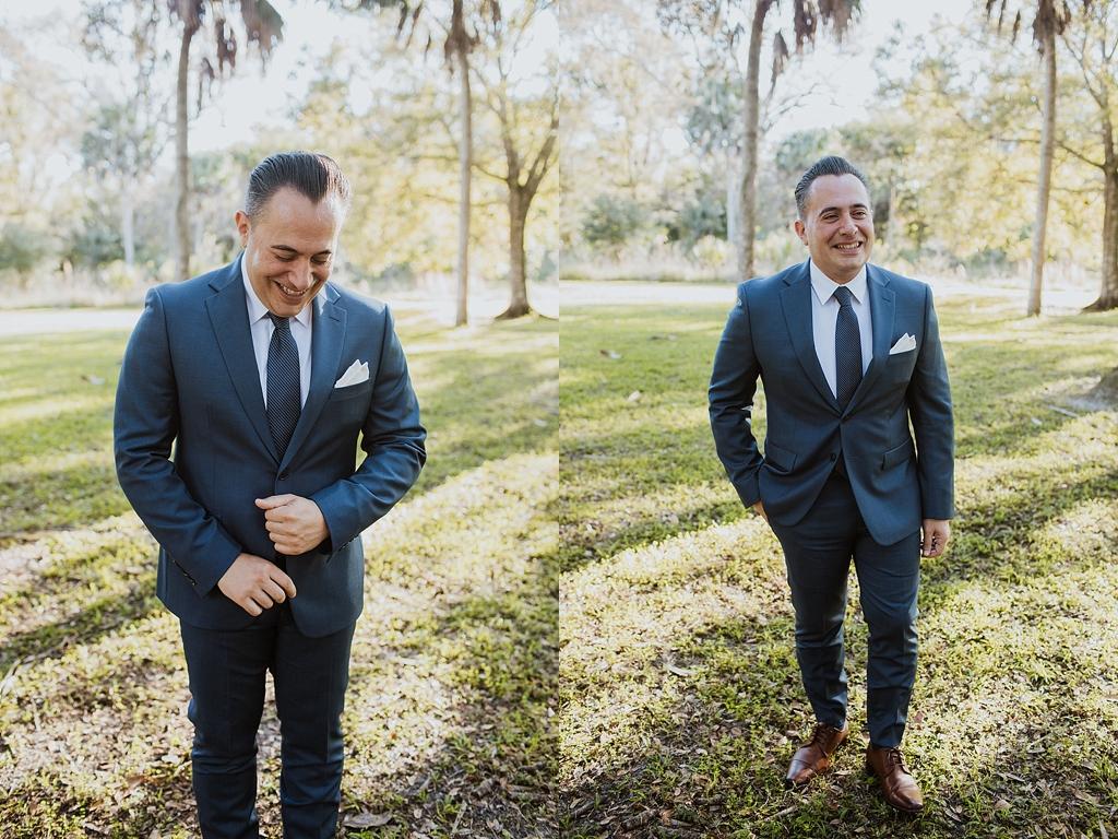 fun grooms portraits