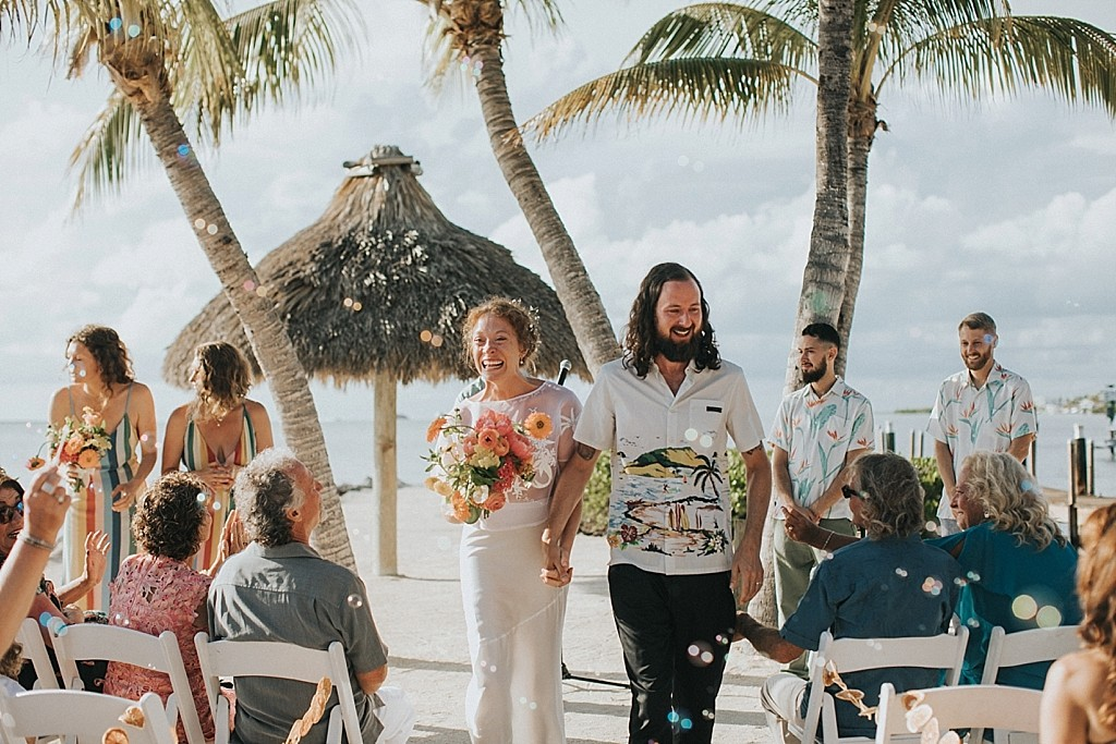 married in the florida keys