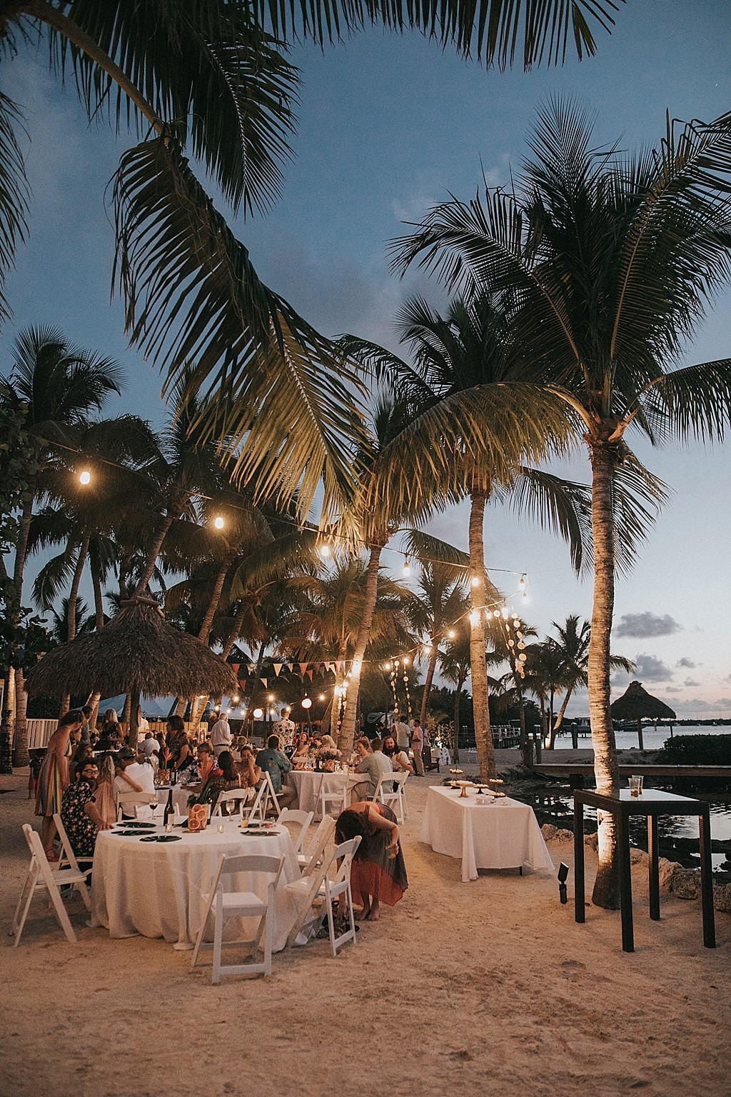 atlantic bay resort key largo wedding