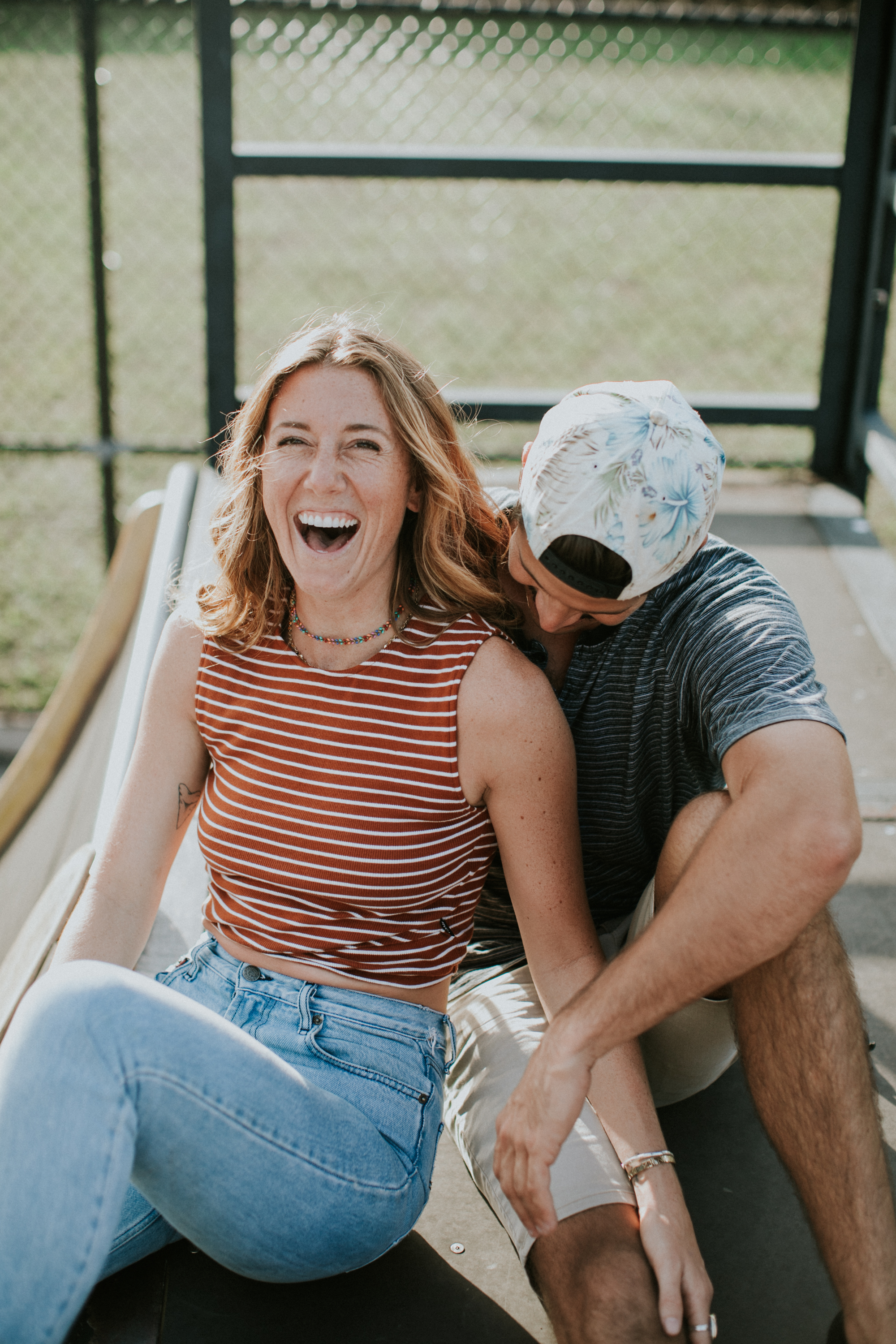 fun couples session