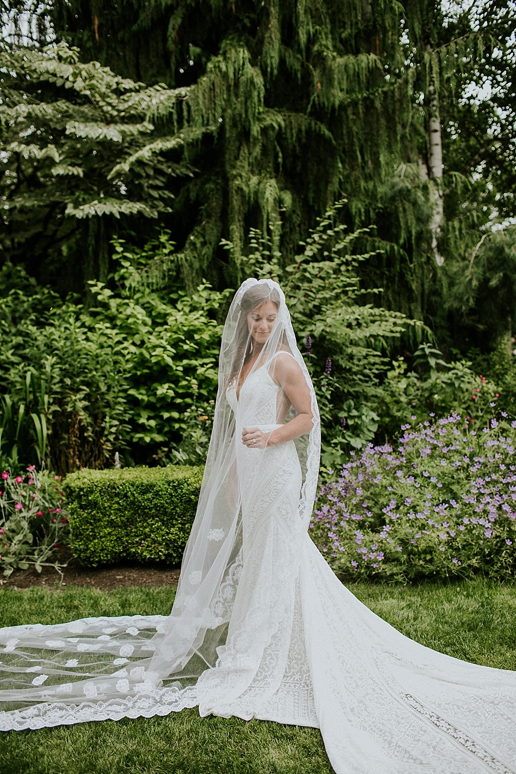 handmade seattle wedding dress
