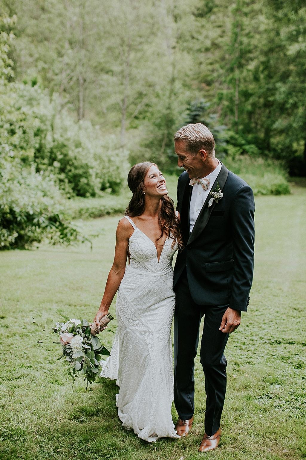 pacific northwest garden wedding