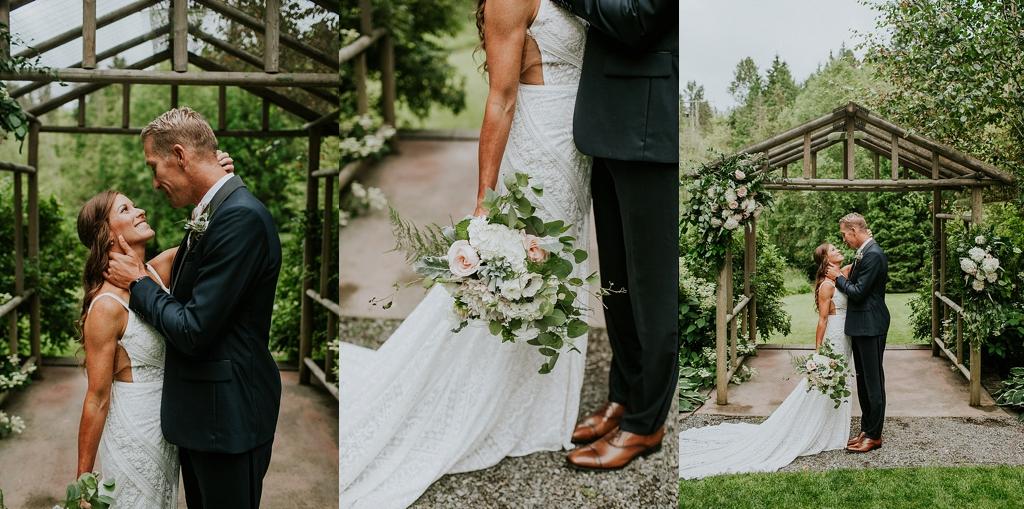 seattle summer wedding inspiration