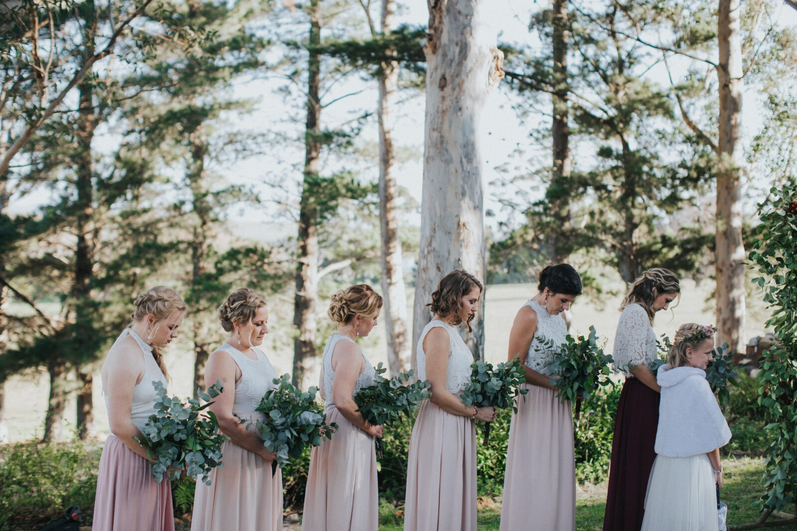 bridesmaids south africa