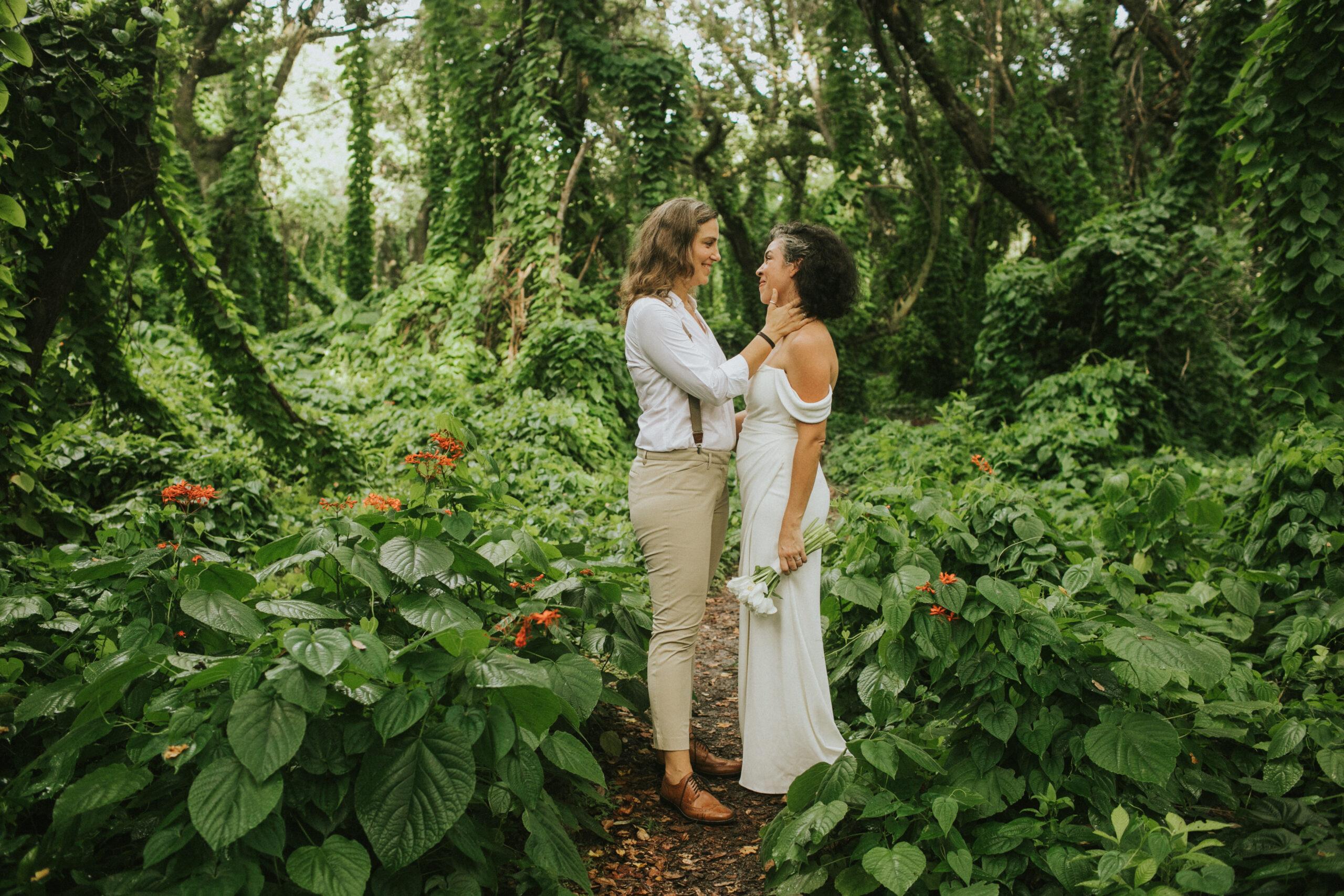 intimate wedding Miami