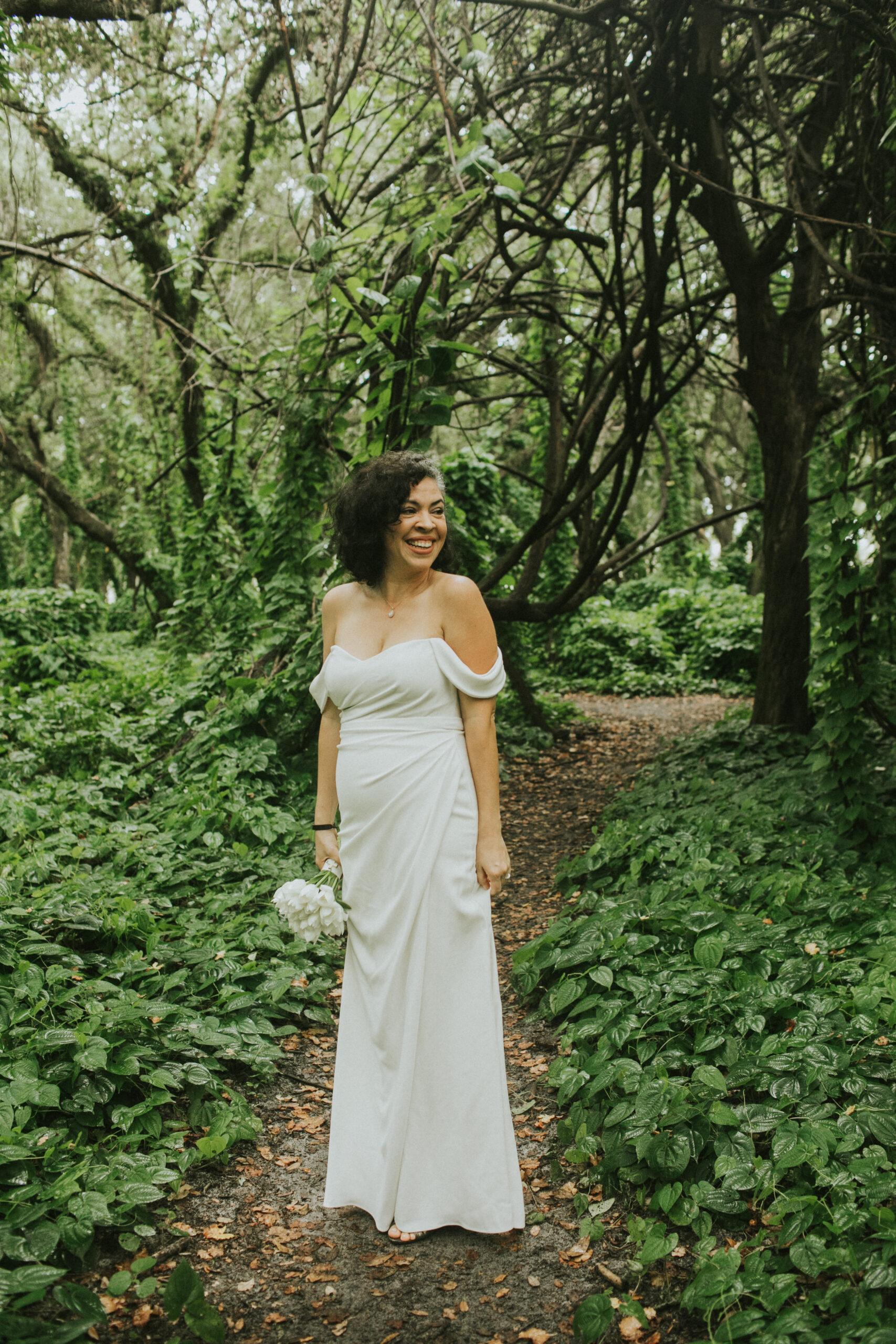 same sex Miami elopement photographer