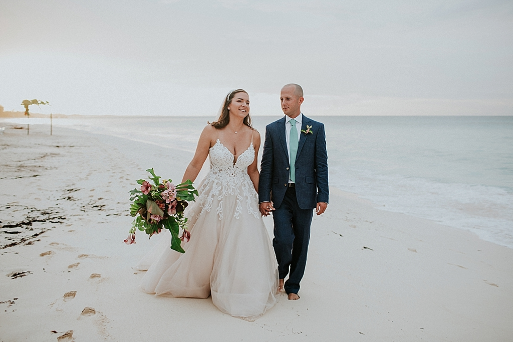 Elopement in eleuthera bahamas