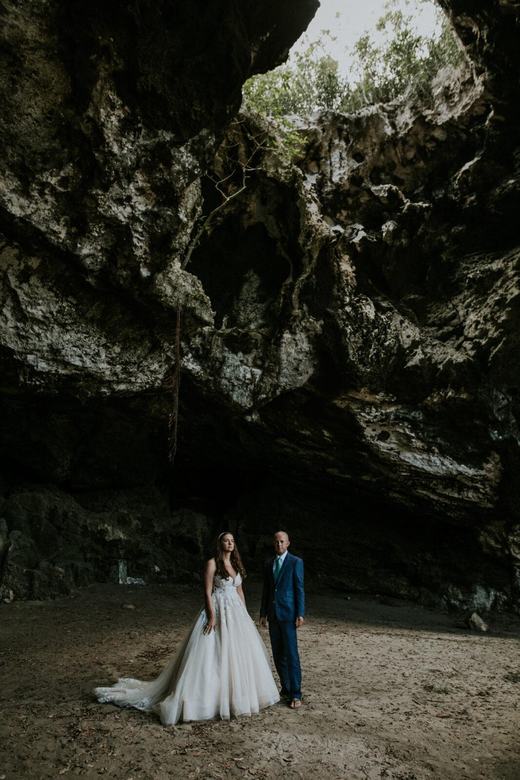 eleuthera elopement at preachers cave