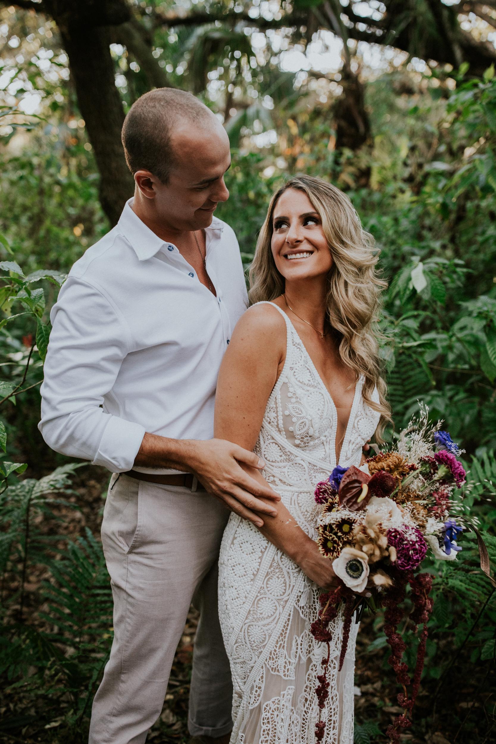 boho wedding dress inspo