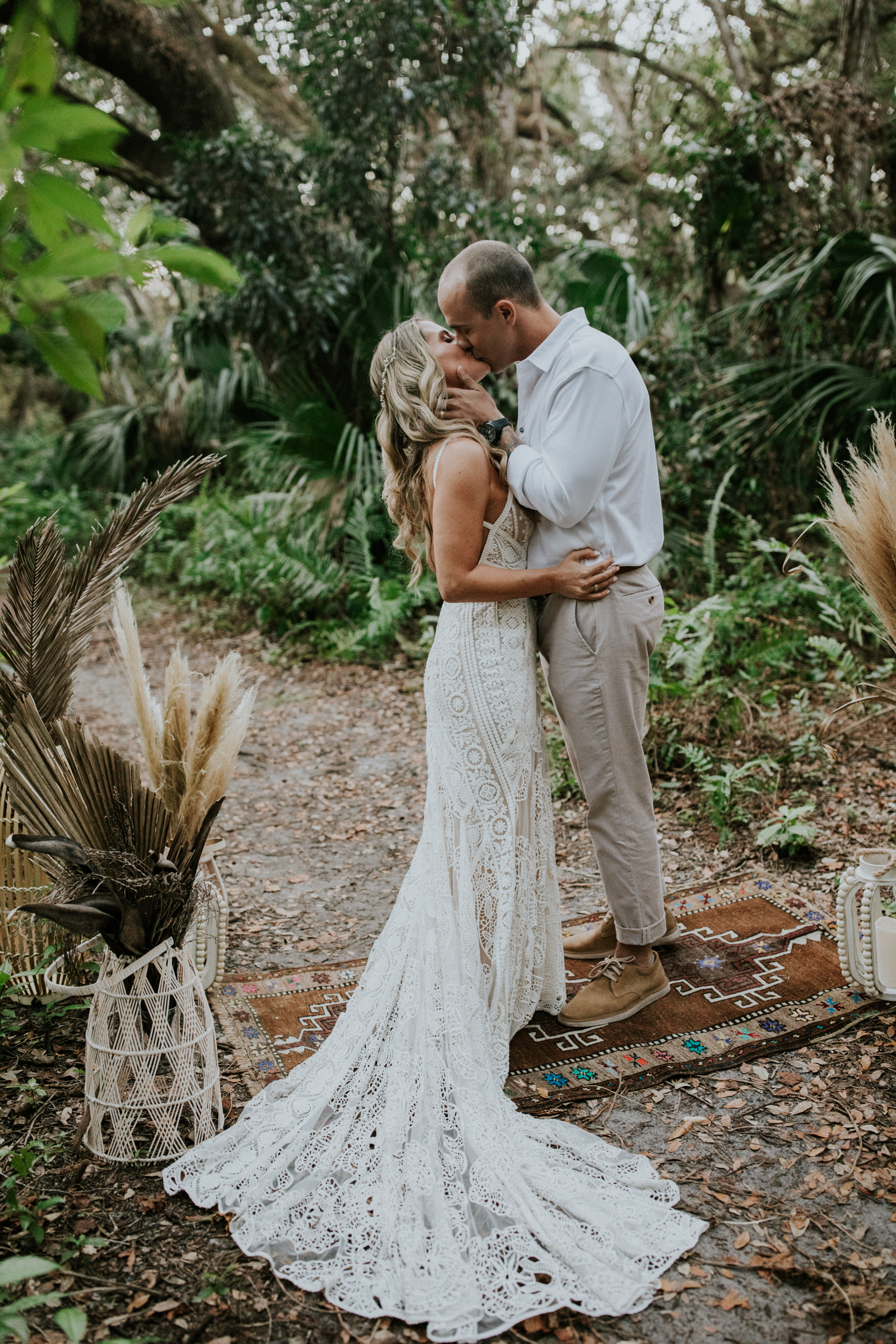 romantic florida elopement