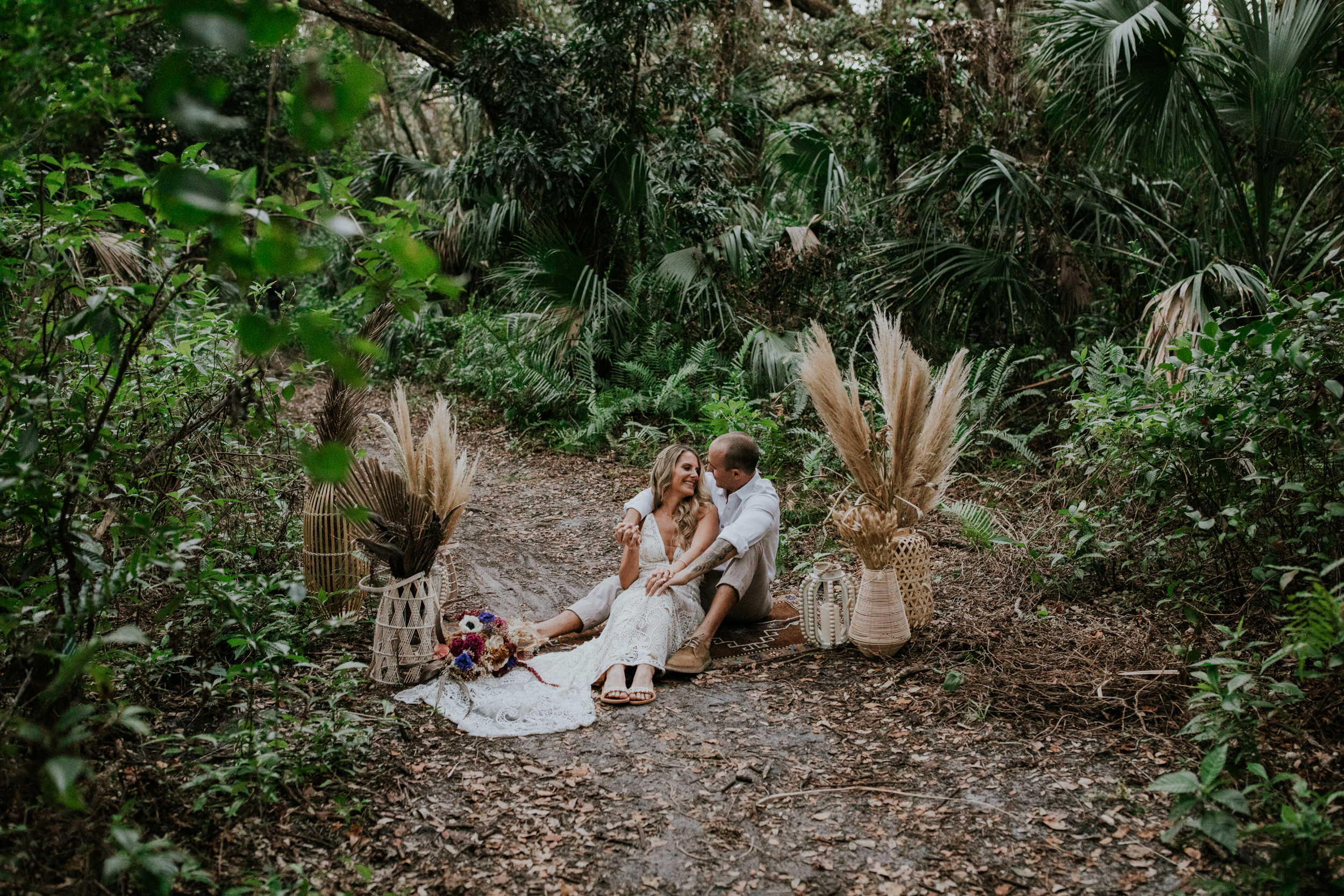 florida bohemian elopement