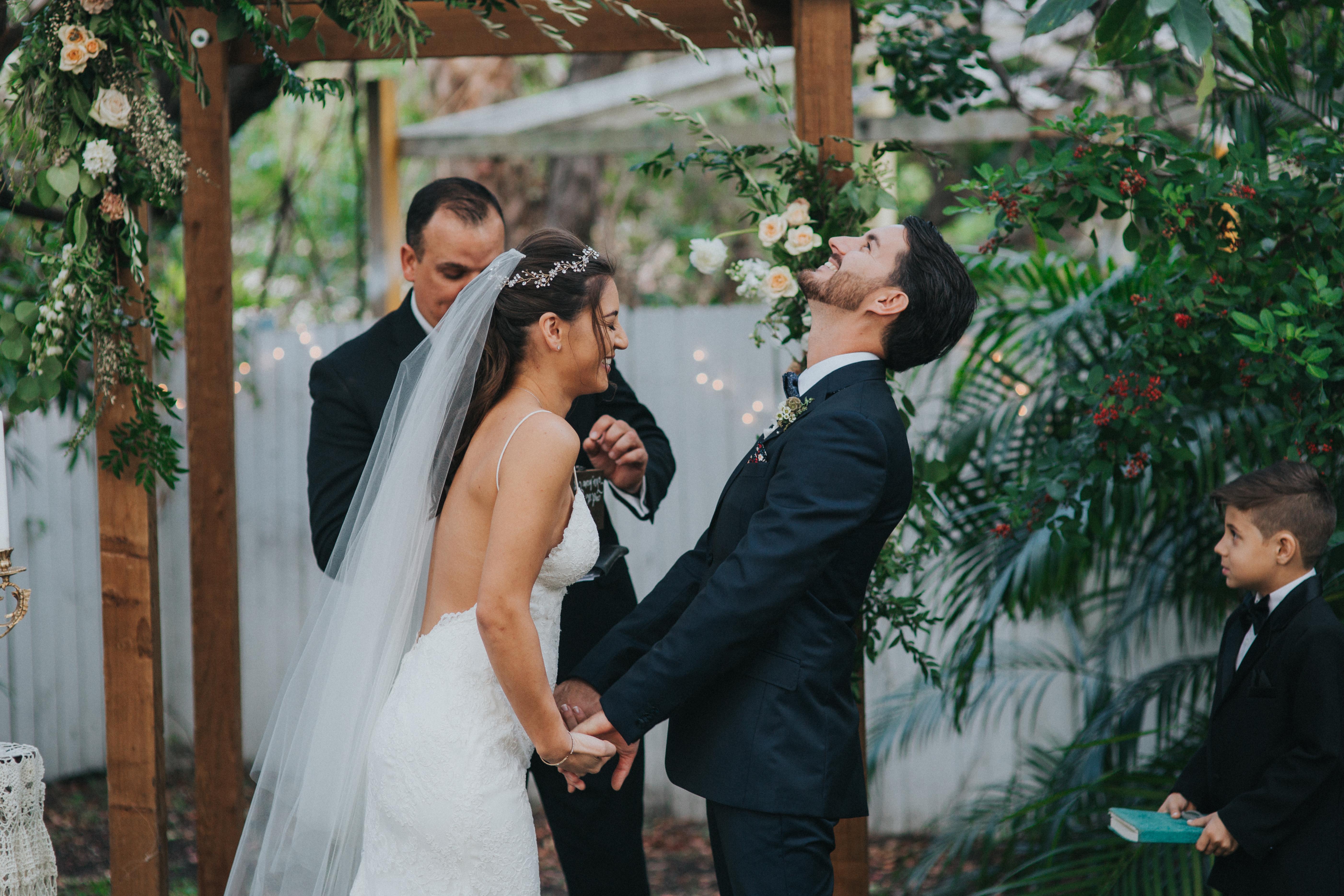 florida intimate wedding