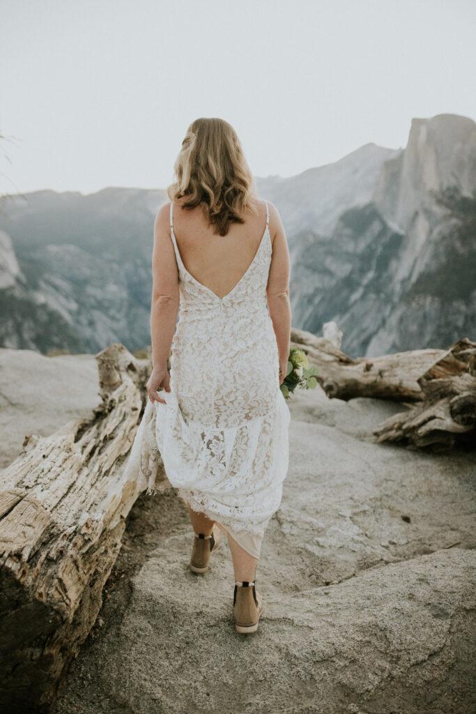 bridal elopement inspiration