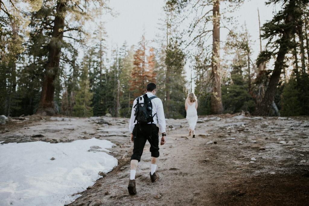 adventure elopement taft point