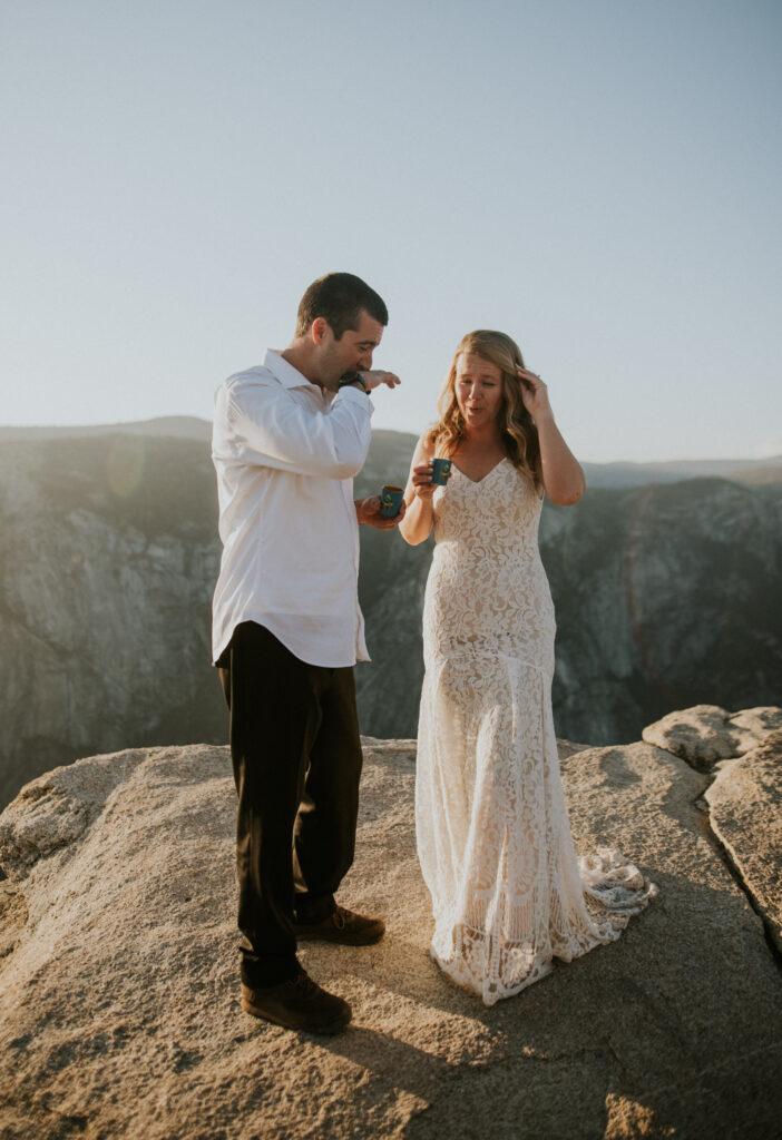 taft point elopement photographer