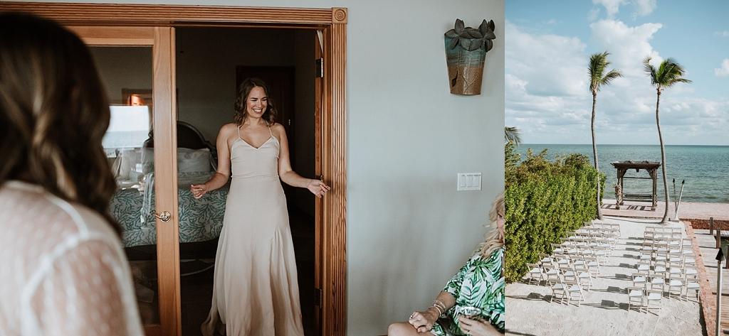 caribbean resort fall wedding