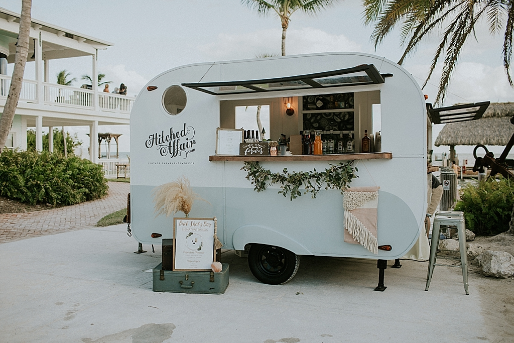 mobile wedding bar florida keys