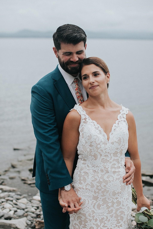 vermont summer elopement