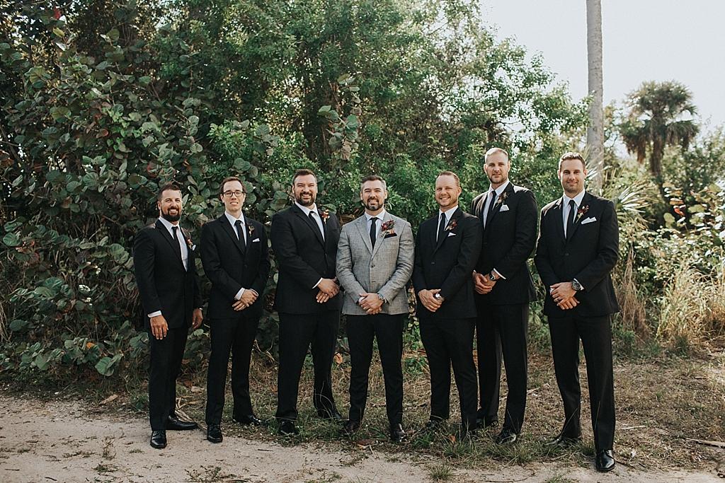 modern bohemian wedding