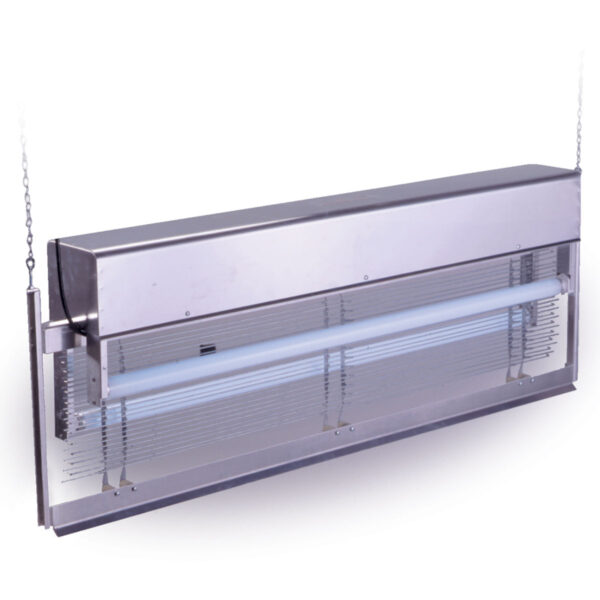 The AG-661 Insect Electrocutor is the premier outdoor flying insect light trap.
