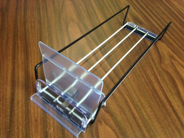 Wire Push Spring (pushers) Shelving 03