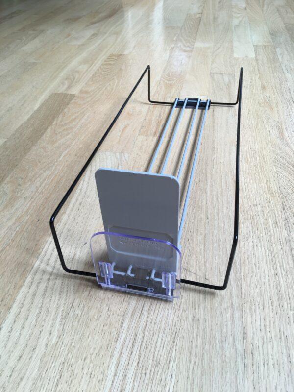 Wire Push Spring (pushers) Shelving 04