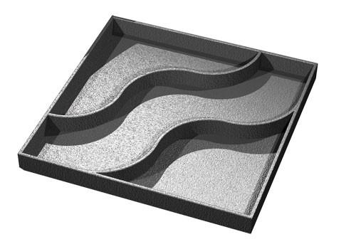euro table wave tray