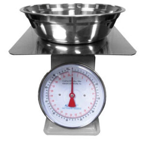 Table Top Scale for Dry Table Produce Display