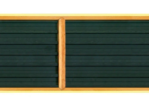 slotted rail price tracking with wood frame