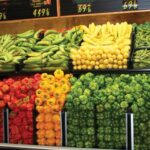 clear front produce riser PR65P produce display