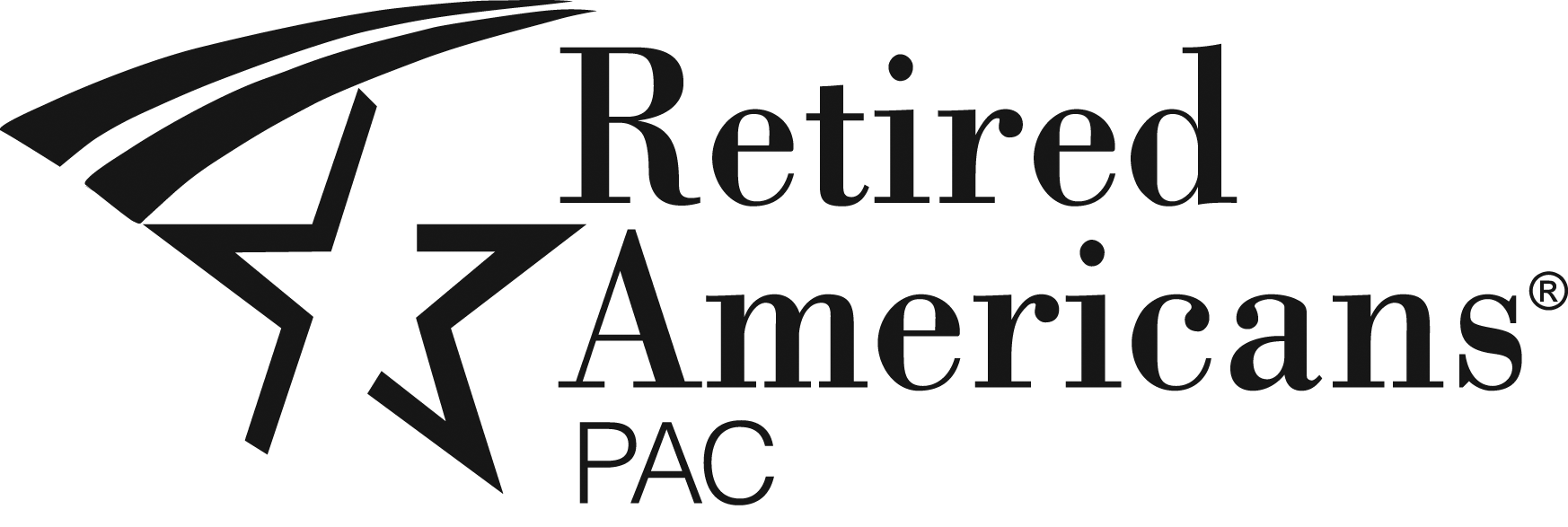 K Retired Americans PAC Logo