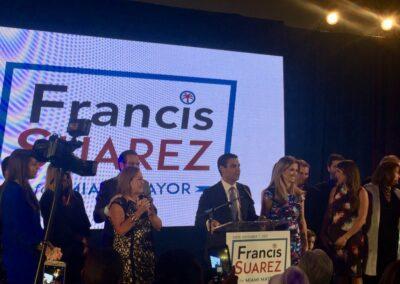 Francis Suarez for Miami
