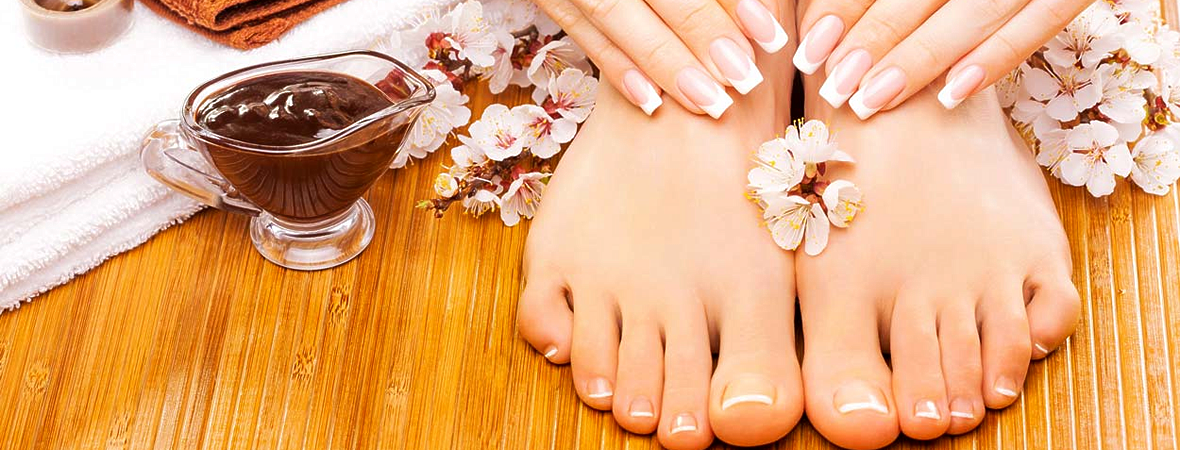 nail salon manicure pedicure massage eyelash extension waxing tinting clearwater florida