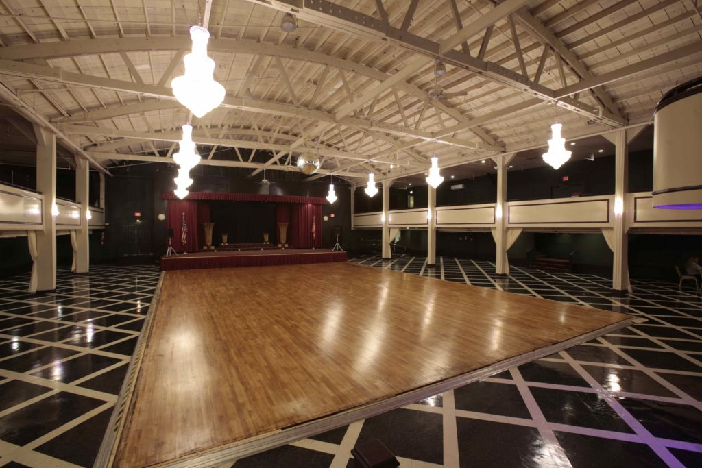 Largest Dancefloor