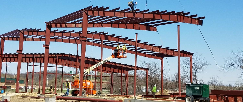 Woodlands Construction Project