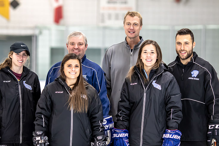 Jaguar Hockey Coaching Staff