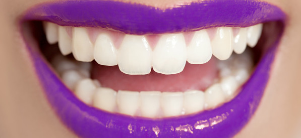 Whitened Teeth