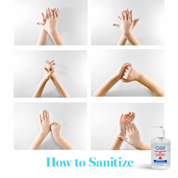 germs be gone sanitizer