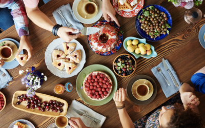 Healthy Holiday Survival Tips