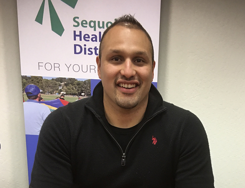 Sequoia Healthcare District Welcomes New Board Member