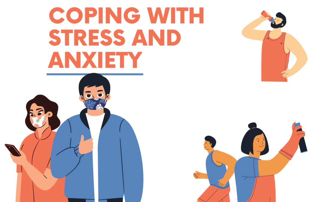 Coping with Stress and Anxiety During California's Reopening