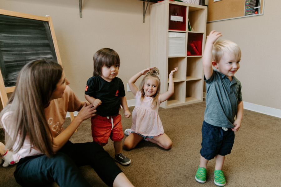 aba therapy for children