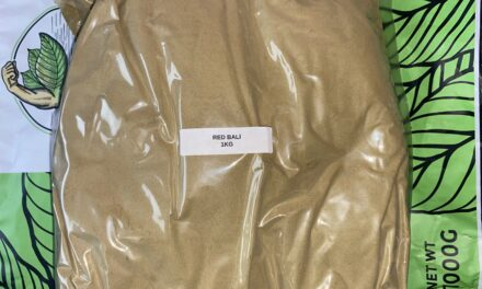 Red Bali Kratom From Amazing Botanicals Experience Report