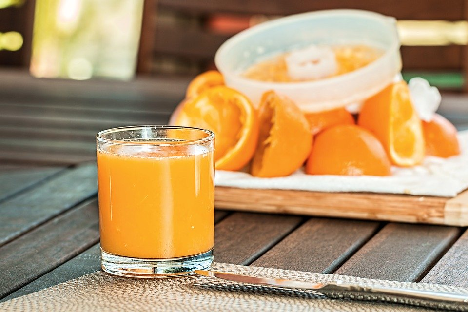 Orange Juice Makes Kratom Easier To Take, And Also Makes The Kratom Experience Much Stronger