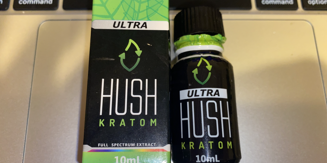 Hush Ultra Kratom Shot Experience Report Video