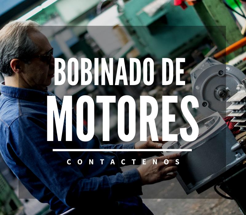 Bobinado de motores, reparación y mantenimiento de motores, bogotá