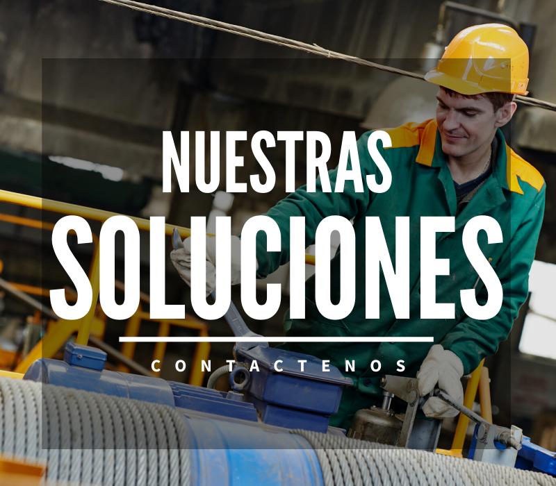 nuestras soluciones, reparación de bombas y motobombas